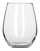 STEMLESS WHITE WINE, 11.75OZ, 1DZ/CS